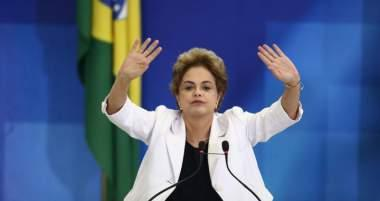 It Looks Like the End Is Near for Brazil's President Rousseff