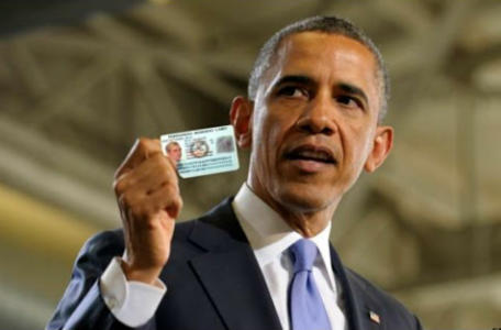 green cards from Obama