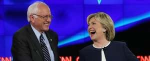 Bernie and Hillary are both right. Neither is qualified to be President.