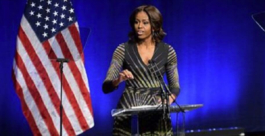 What Michelle Just Welcomed Into White House Is Startling – What She Said Will Cause BIG Controversy