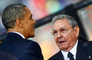 Cuba's state-run media slams 'negro' Obama for visit