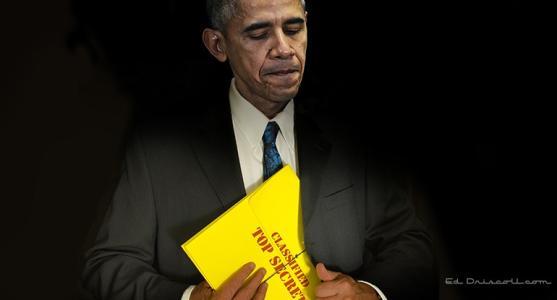 Barack Obama, National Security Risk