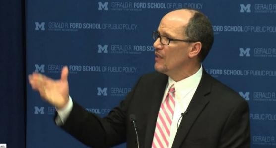 Read the Radical Resume of Tom Perez, Possible Hillary VP Pick