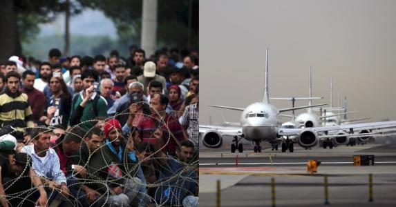 ALERT: Paper Exposes Secret Plan to Fly 250,000 Refugees From Muslim Nation Every Year