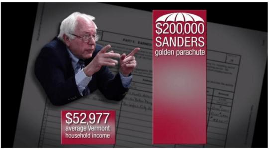 Financial Scandals Follow Socialist Millionaire Sanders