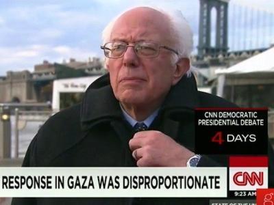 Bernie Sanders's Five Most Ignorant Anti-Israel Statements