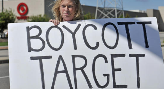 Target Defends Unpopular Pro-Transgender Bathroom Policy Amid Massive #BoycottTarget