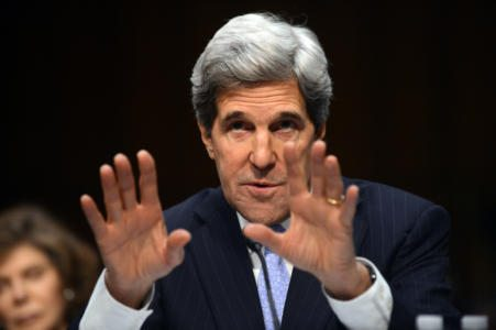 'Borderless World' – John Kerry Tells College Grads That A Border Wall Won't Stop Terrorists, Hammers Trump