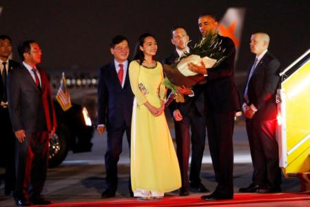 Obama's world farewell tour – Next stops Vietnam and Japan