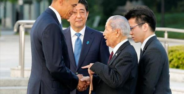During Hiroshima Visit, Obama Laments How 'Death Fell From the Sky' in WWII