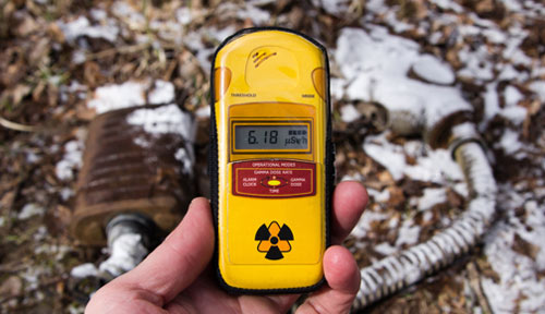 Why Were Texas Game Wardens Just Issued Nuclear Radiation Detectors?