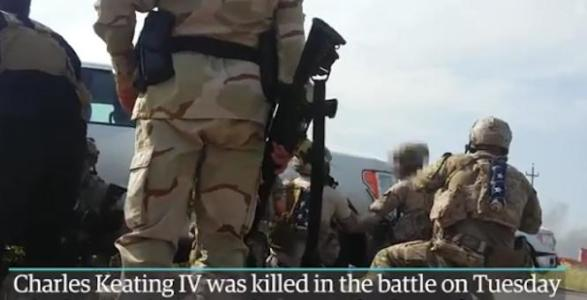 The White House is Lying About U.S. Troops in Combat and This Video Proves It