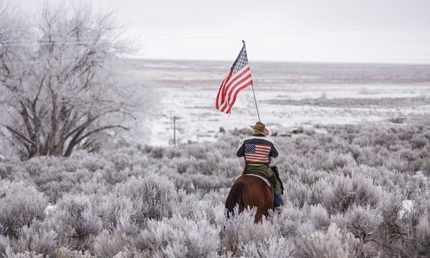 The rise of militias: Patriot candidates are now getting elected in Oregon