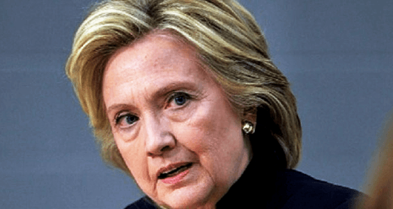Hillary Clinton — Career Criminal