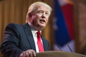 SHAMEFUL: Trump is the ONLY candidate to do this so far… WATCH
