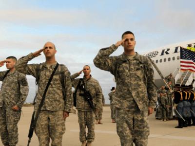 U.S. Serviceman Killed By Islamic State