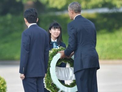 Obama Dishonors Memorial Day at Hiroshima