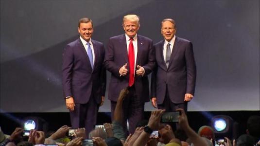 Trump gets major endorsement that will TERRIFY liberals