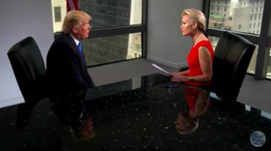 Video: Megyn Kelly's Long-Awaited Interview With Donald Trump