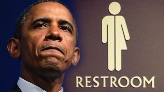 Barack Obama and Bathrooms in the United States