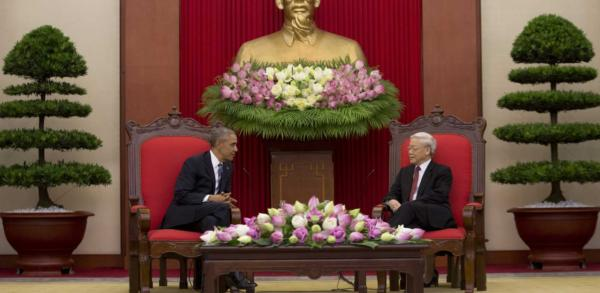 Obama Moves To Sell Weapons To The Communist Vietnamese Government