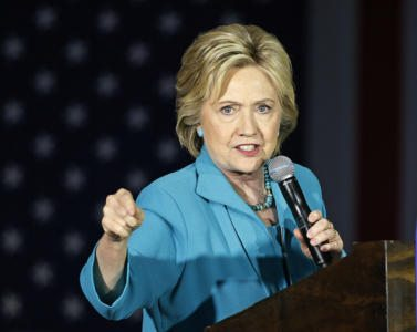 Hillary Clinton clobbered by State Department audit: Report finds she kept hacker attacks on her server SECRET, failed to hand over emails – and top aide Huma 'stonewalled' inspector general