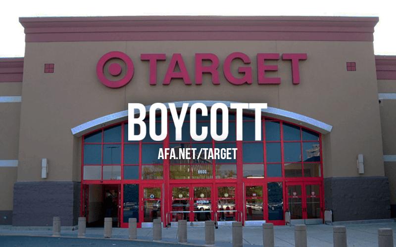 Sign the Boycott Target Pledge!