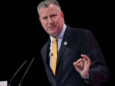 UNREAL: Bill de Blasio: Feds Aren't Bailing Out 'People of Color' in Puerto Rico