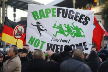 Cologne Sexual Assault Trials Begin for Men Accused of 1,000 Criminal Attacks on New Year's Eve