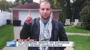 """It Is My Dream to Behead Someone""—American Muslim: Muslim Persecution of Christians, Feb. 2016"