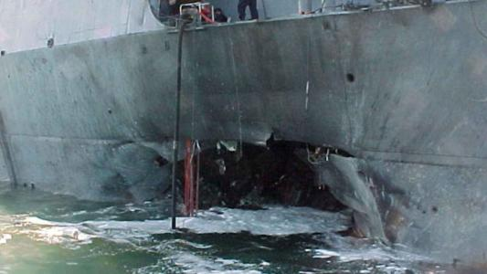 USS Cole Bombing Terrorist