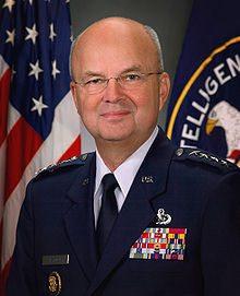 Michael Hayden, CIA official portrait.jpg