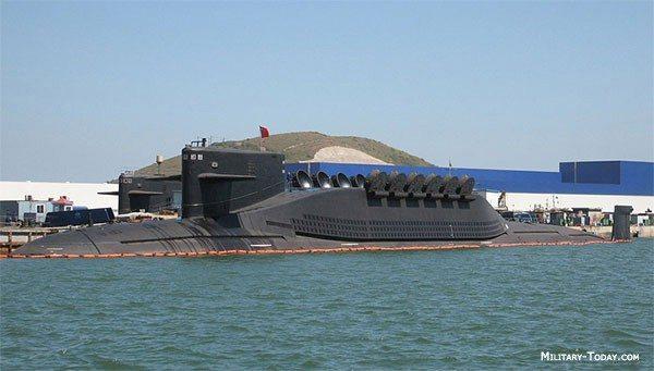 Jin class submarine