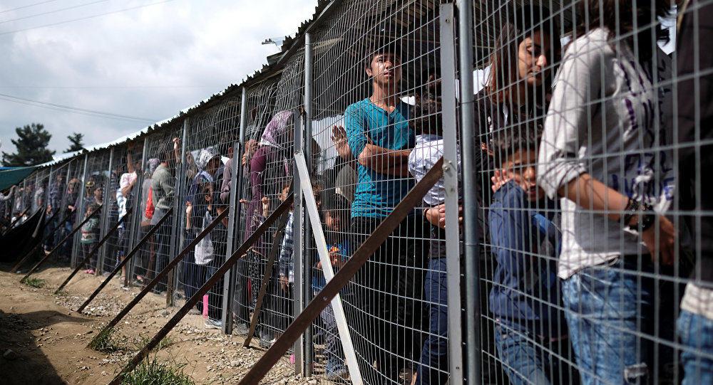Soros-Funded NGOs 'Whisper Into EU's Ear' to Encourage Refugee Influx