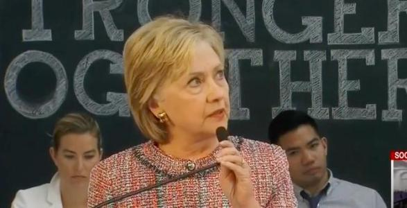 Shorter Hillary: It's Time For These Republicans and Lyin' Benghazi Families to 'Move On'