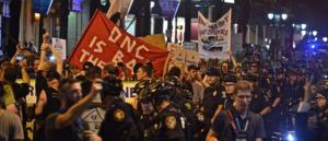 Anti-Hillary 'Occupy DNC' Nears 30,000 Protesters