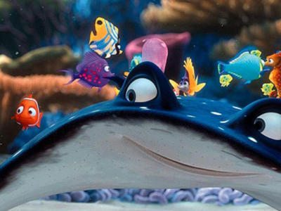 Transgender Stingray in Disney's 'Finding Dory'