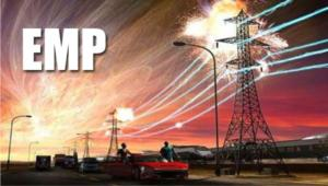 An Electromagnetic Pulse (EMP) Nuclear Attack May End Modern Life in America Overnight