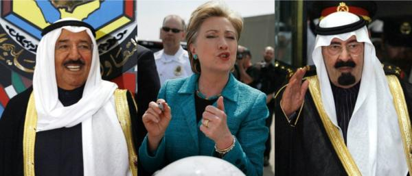The Nations Clinton Bashes For Terrorism Funding Gave UP TO $40 MILLION To Clinton Foundation