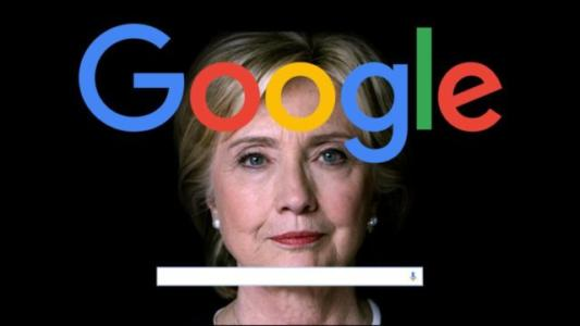 Explosive Video Claims Google Is Manipulating Search Results To Favor Hillary Clinton