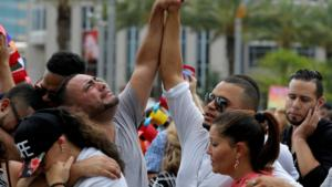 TERROR COMES TO ORLANDO GAY AND HISPANIC COMMUNITY – DURING LATIN NIGHT
