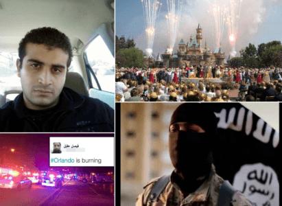 Orlando Nightclub Jihadi and Wife Scouted Walt Disney World as Potential Target: Source
