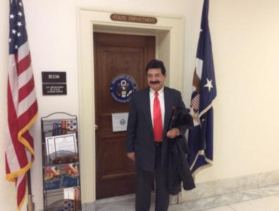 "Orlando Killer's Father ""Knew Obama""? Schmoozed in Washington, Sought Afghan Presidency"