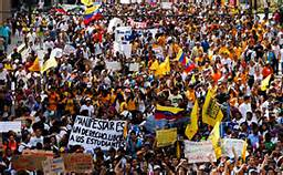 Venezuelans to the streets