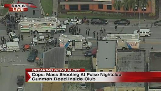 BREAKING: Orlando Nightclub MUSLIM Terror Attack Leaves 50 Dead