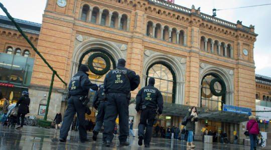 'Surprise the unbelievers': 15yo German Muslima knifed policewoman 'under orders from ISIS'