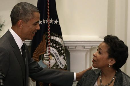 Breaking:  Right After Endorsing Clinton, Obama Meets With Official Deciding Her Fate
