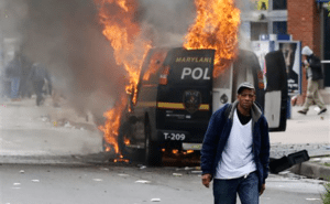 "NavyJack – ""Danger Will Robinson!"": Riots Likely in Baltimore"
