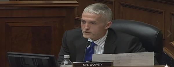 Flashback: Trey Gowdy Schools Homeland Security On Due Process/Watch Lists (VIDEO)
