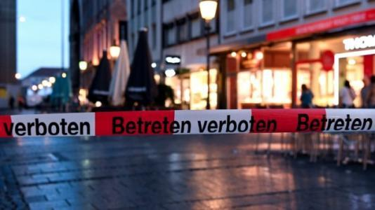 WATCH: Munich shut down as suspects in fatal shooting remain at large